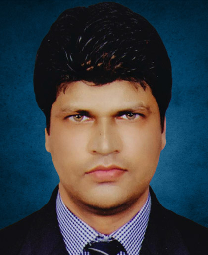 Ershad Khan, Chief Operational Officer